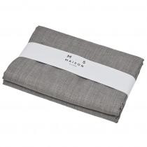 Tovaglia da tavola antimacchia Maison Sucree Korin color grigio
