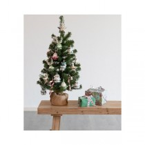 Albero di Natale decorato Kaemingk imperial mini tree