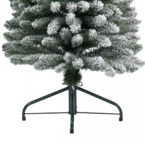 Albero di natale pino Kaemingk Snowy Pencil Pine 180 cm