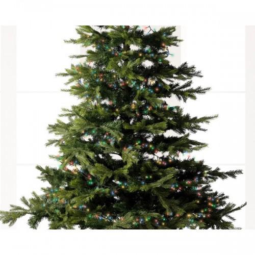 Luci di Natale Kaemingk 1000 LED multicolor compact twinkle 22.5 m