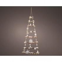 Albero di Natale in legno Kaemingk 100 cm