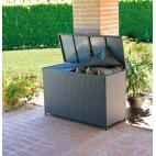 GREENWOOD Box Cuscini da esterno - In Rattan sintetico