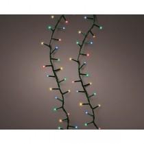 Luci di Natale colorate Kaemingk 750 led 16 m