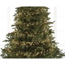 Luci di Natale Kaemingk 500 LED bianco caldo compact twinkle 11 m
