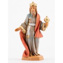 Re Magio Statuina presepe Fontanini 6,5 cm