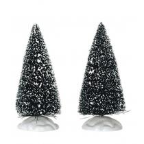 Lemax Bristle Tree villaggio di Natale