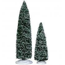 Lemax Snowy Juniper Tree villaggio di Natale
