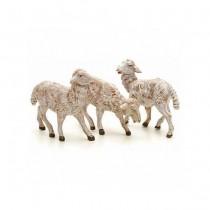 Pecorelle in piedi Statuine presepe Fontanini 10 cm