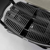 WEBER Q 3200 Black - Barbecue a Gas con Carrello integrato