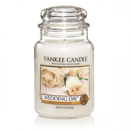 Yankee candle wedding day giara grande