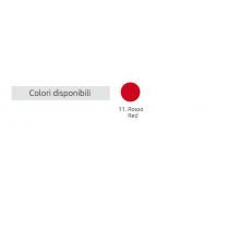 BEL-FER - Fontanella in stile idrante - colore rosso