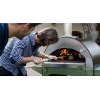 Alfa Pizza - Forno - a - Legna - 4 Pizze - in - Rame