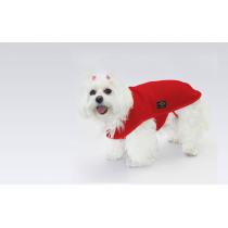 Cappottino per cani Fashion Dog in pile