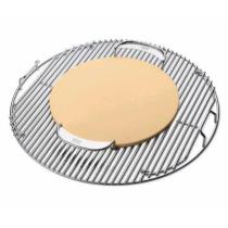 Pietra refrattaria per pizza Weber gourmet per barbecue