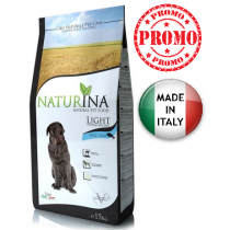 Naturina light pesce 12 kg