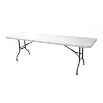 Tavolo da giardino pieghevole Greenwood Catering RTK 05 242 x 76 cm