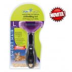FURminator spazzola gatti grandi pelo corto