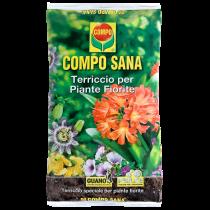 Compo terriccio per piante fiorite
