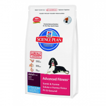 Hill's science plan cane adult medium breed tonno e riso 12 kg