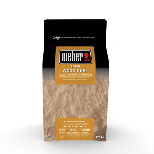Weber polvere per affumicatura a freddo