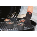 Guanti barbecue Weber premium S/M 6669