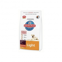 Hill's science plan light large pollo 12 Kg