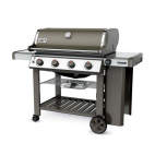 Barbecue gas Weber genesis II E-410 Gbs black