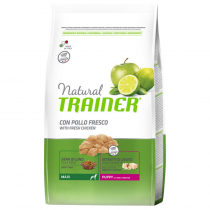 Crocchette per cani Trainer natural puppy maxi 12 kg
