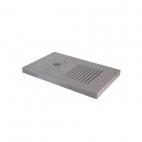 Bel-Fer base in granito 42/BSM per fontanella con fenditure per scarico