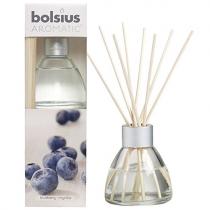 Bolsius Aromatic mirtillo diffusore grande a lamelle con bastoncini