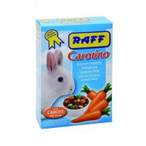 RAFF carotino baby pellet mangime per conigli nani 800 g
