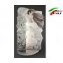 Cartapietra scultura luminosa tra le tue braccia oro pallido 25 x 45H cm