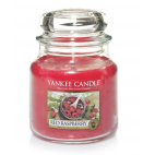 Yankee candle red raspberry giara media