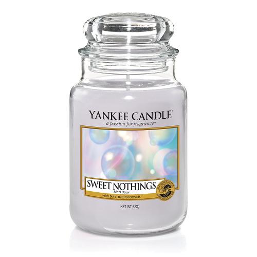 Yankee candle sweet nothings giara grande