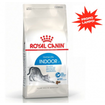 Crocchette per gatti Royal canin indoor 27 10 kg + 2 omaggio!