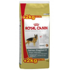 Crocchette per cani Royal canin german shepherd adult 12 Kg + 2 gratis (14 Kg)
