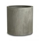 Vaso in fibra di argilla Indianapolis Concrete Line Fiberclay 45x45 cm