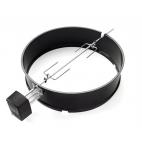 Girarrosto elettrico per barbecue Weber 57 cm 7494
