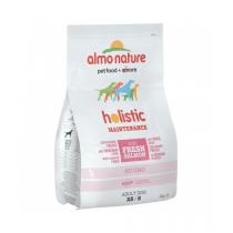 ALMO NATURE HOLISTIC - Small Adult con Salmone e Riso - Sacco 2kg