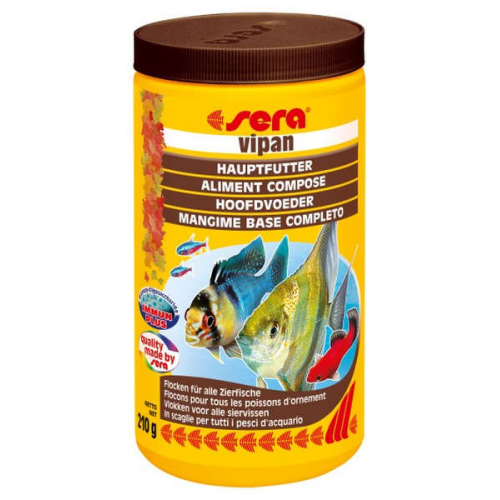 Mangime per pesci SERA Vipan 1 L