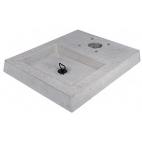 Pozzetto in cemento per fontana Bel-Fer 42/BSC/4 con vaschetta