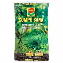 Compo terriccio universale di qualità per piante verdi 20 Lt