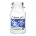 Yankee Candle midnight jasmine giara grande