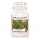Yankee Candle white tea giara grande