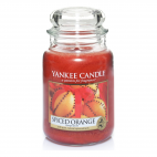 Yankee candle spiced orange giara grande