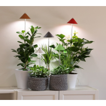 Venso ecosolutions lampada led sunlite per piante da interno indoor