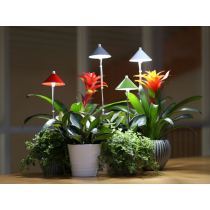 Venso ecosolutions lampada led sunlite per piante da interno indoor